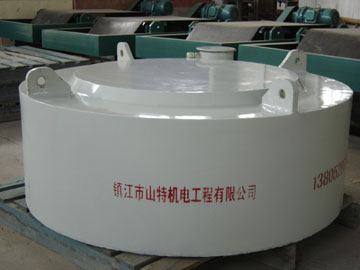 RCDB自冷全封闭人工卸铁悬挂式电磁乐虎国际登陆系列(连续工作制100%)