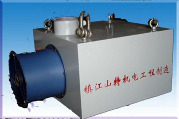 RCDA悬挂式人工卸铁型强迫风冷电磁乐虎国际登陆系列(连续工作制100%)