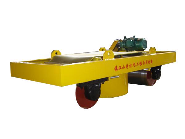 -RCDD自冷全封闭自动卸铁型悬挂式电磁乐虎国际登陆(连续工作制100%)