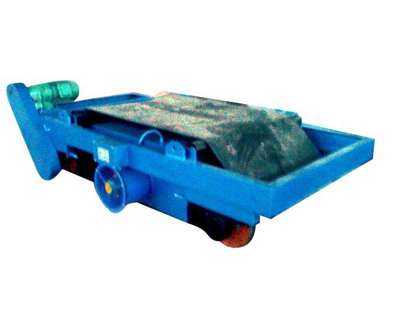 RCDC带式强迫风冷自动卸铁悬挂式电磁乐虎国际登陆(连续工作制100%)