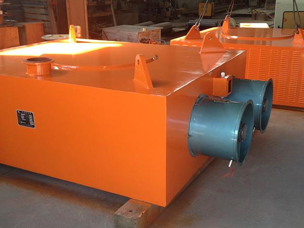 RCDA悬挂式人工卸铁型超强型风冷电磁乐虎国际登陆系列(连续工作制100%)
